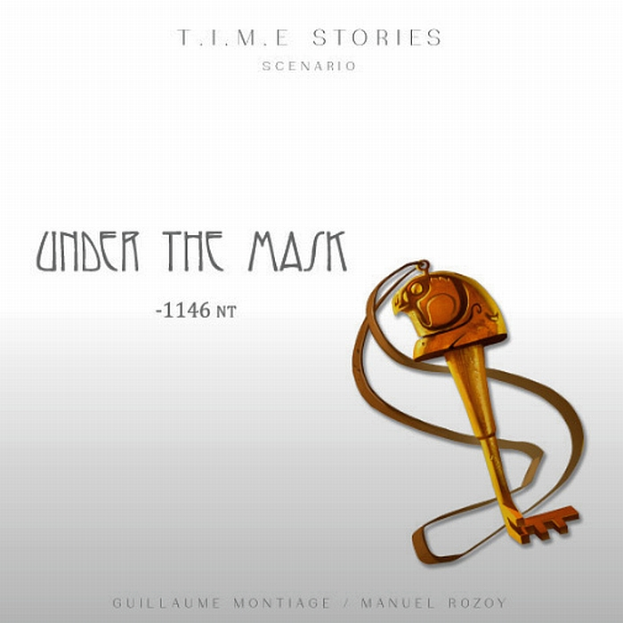 T.I.M.E Stories: Under the Mask - obrázek