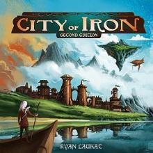 Predám City of Iron 2nd ed.