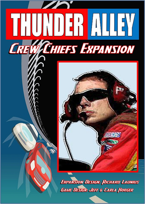 Thunder Alley: Crew Chief Expansion - obrázek