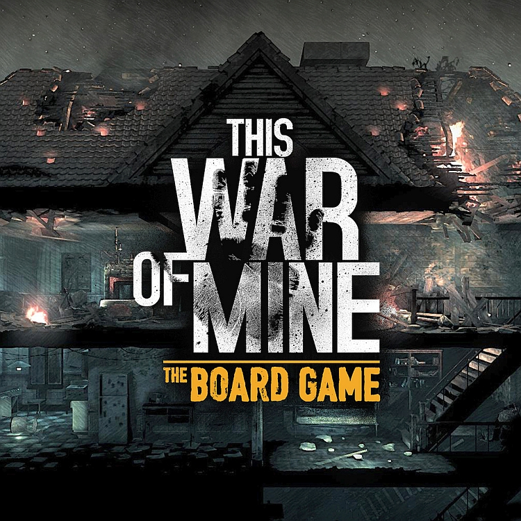 This War of Mine: The Board Game - obrázek