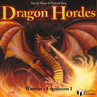 Dragon Hordes - Warriors Expansion  - obrázek