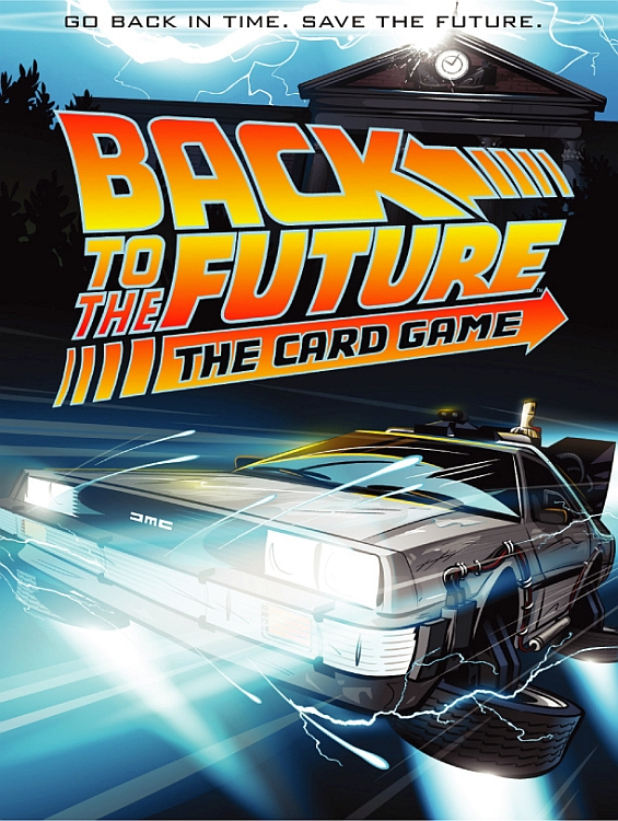Back to the Future: The Card Game - obrázek