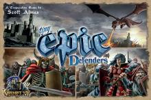 Tiny Epic Defenders kickstarter deluxe - Free ship