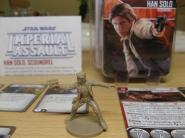 Star Wars: Imperial Assault - Han Solo Ally Pack