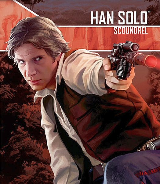 Star Wars: Imperial Assault - Han Solo Ally Pack - obrázek