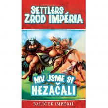 Imperial Settlers: We Didn't Start The Fire  - obrázek