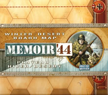 Memoir 44 Winter and Desert Map