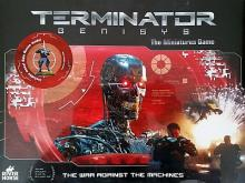 Terminator Genisys: The Miniatures Game – The War Against The Machine