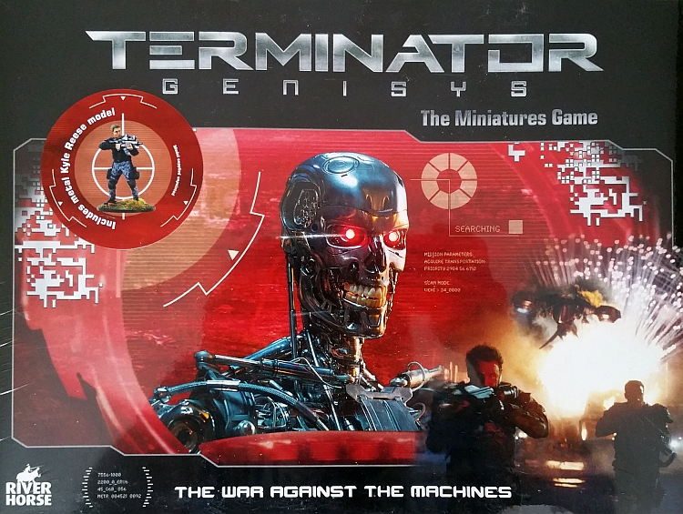 Terminator Genisys: The Miniatures Game – The War Against The Machine - obrázek