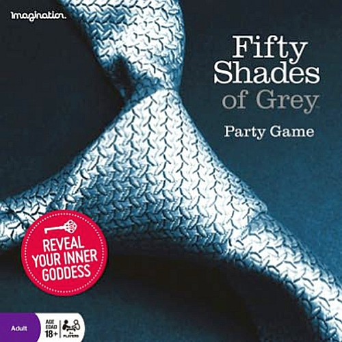 Fifty Shades of Gray Party Game - obrázek