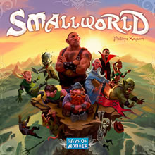Smallworld + 2 Rozsireni (EN)