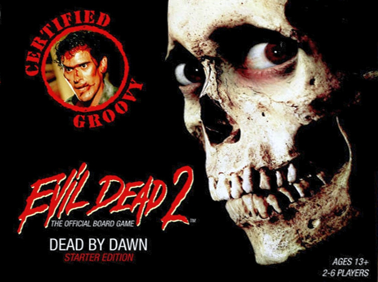 Evil Dead 2: The Official Board Game - obrázek