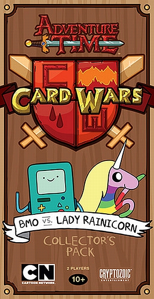 Adventure Time Card Wars: BMO vs. Lady Rainicorn - obrázek