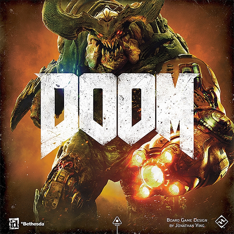 DOOM: The Board Game (2016 edition) - obrázek
