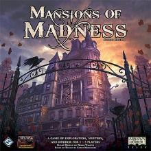 prodám Mansions of Madness: Second Edition