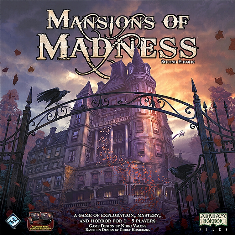 Mansions of Madness: Second Edition - obrázek