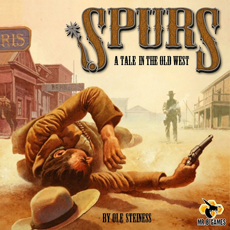 Spurs: A Tale in the Old West - obrázek