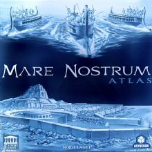 Mare Nostrum: Empires + exp. Atlas + KS exclusives