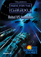 Race for the Galaxy: Rebel vs Imperium - obrázek
