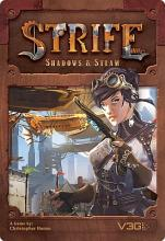 Strife: Shadows & Steam kickstarter