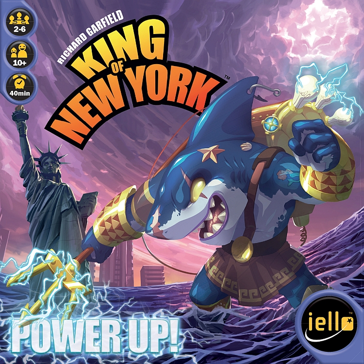 King of New York: Power Up! - obrázek