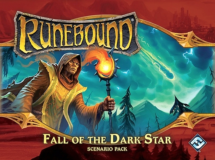Runebound (Third Edition): Fall of the Dark Star – Scenario Pack - obrázek