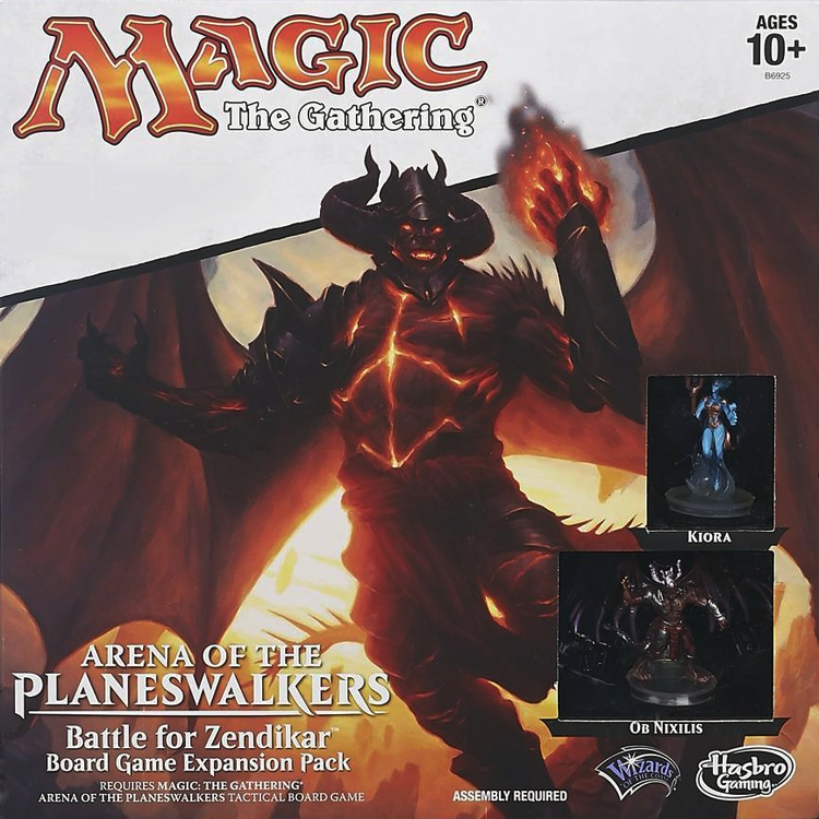 Magic The Gathering: Arena of the Planeswalkers – Battle for Zendikar - obrázek