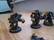 Space Wolves Chapter pro Return to Kalidus