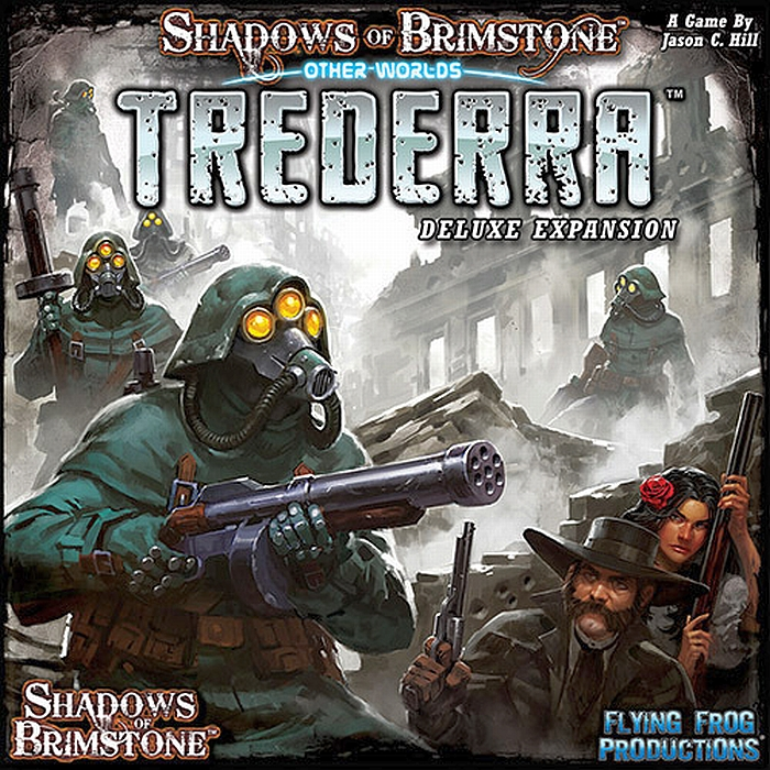 Shadows of Brimstone: Trederra Otherworld Expansion - obrázek