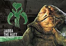 Star Wars: Imperial Assault – Jabba the Hutt Villain Pack - obrázek