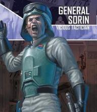Star Wars: Imperial Assault – General Sorin Villain Pack - obrázek
