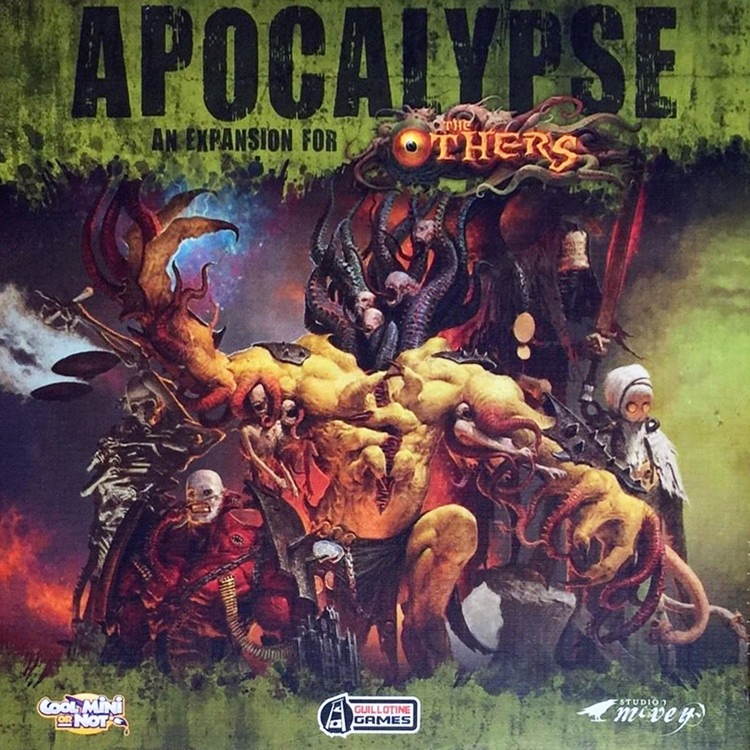 Others, The: 7 Sins – Apocalypse Expansion - obrázek