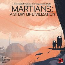 Martians: story of civilization