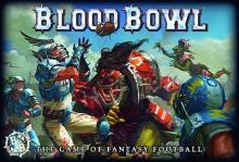 blood bowl - bez figurek