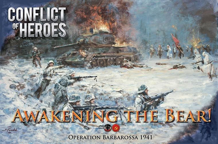Conflict of Heroes: Awakening the Bear! (2nd edition) - obrázek