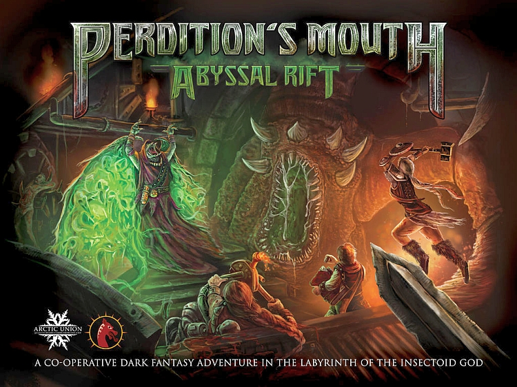 Perdition's Mouth: Abyssal Rift - obrázek