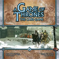 Game of Thrones LCG (bez Lannisterů, 2000 karet)