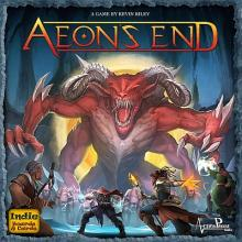 Aeons End 1st ed. + The Depths + The Nameless exps