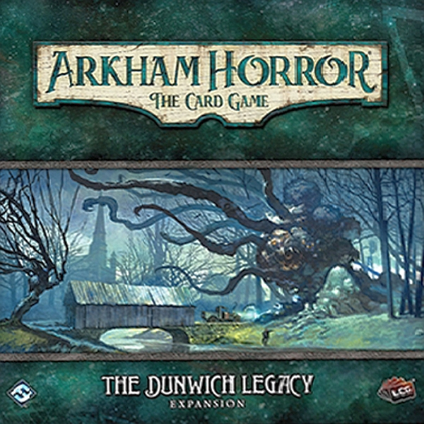 Arkham Horror: The Card Game – The Dunwich Legacy - obrázek