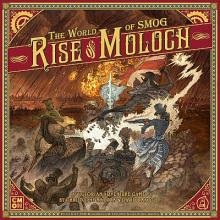 World of SMOG: Rise of Moloch + rozš. Embassy (KS)