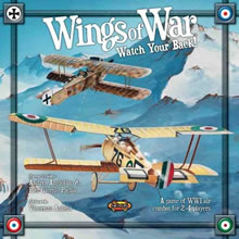 WINGS OF WAR-watch your back