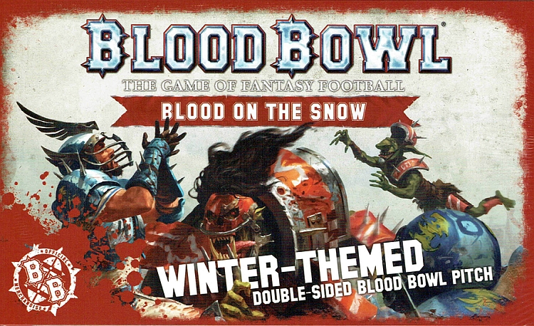 Blood Bowl (2016 Edition): Blood on the Snow - obrázek