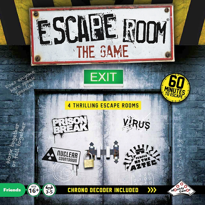 Escape Room: The Game - obrázek