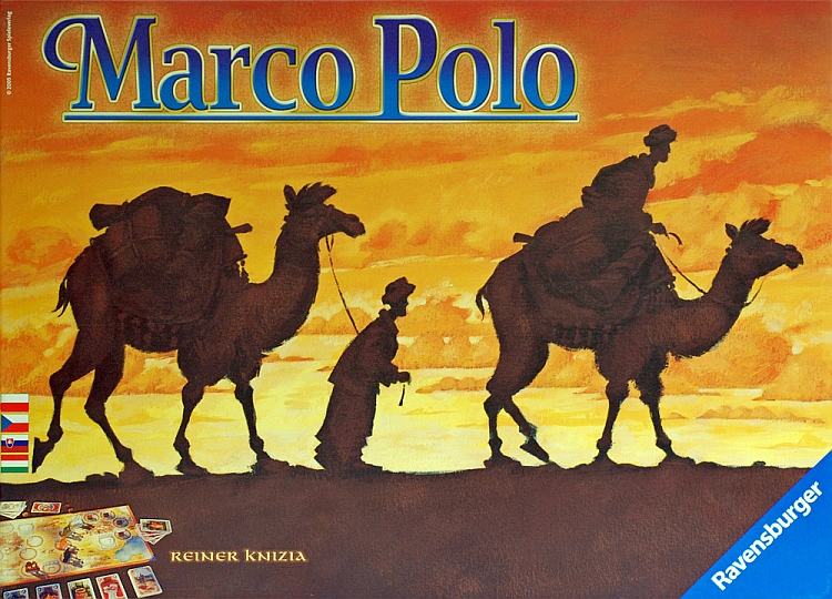 Marco Polo Expedition - obrázek