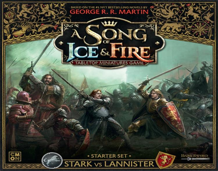 Song of Ice & Fire: Tabletop Miniatures Game, A - obrázek