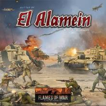 Flames of war: Battle of El Alamein