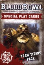 Team Titans Special Play Card Pack