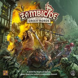 Zombicide: Green Horde Core Box