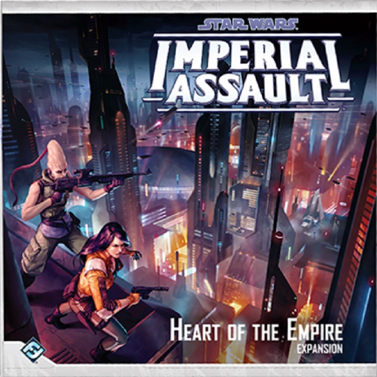 Star Wars: Imperial Assault – Heart of the Empire - obrázek