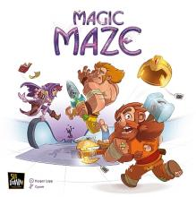 Magic Maze: Brettspiel Adventskalender Promo(2017)